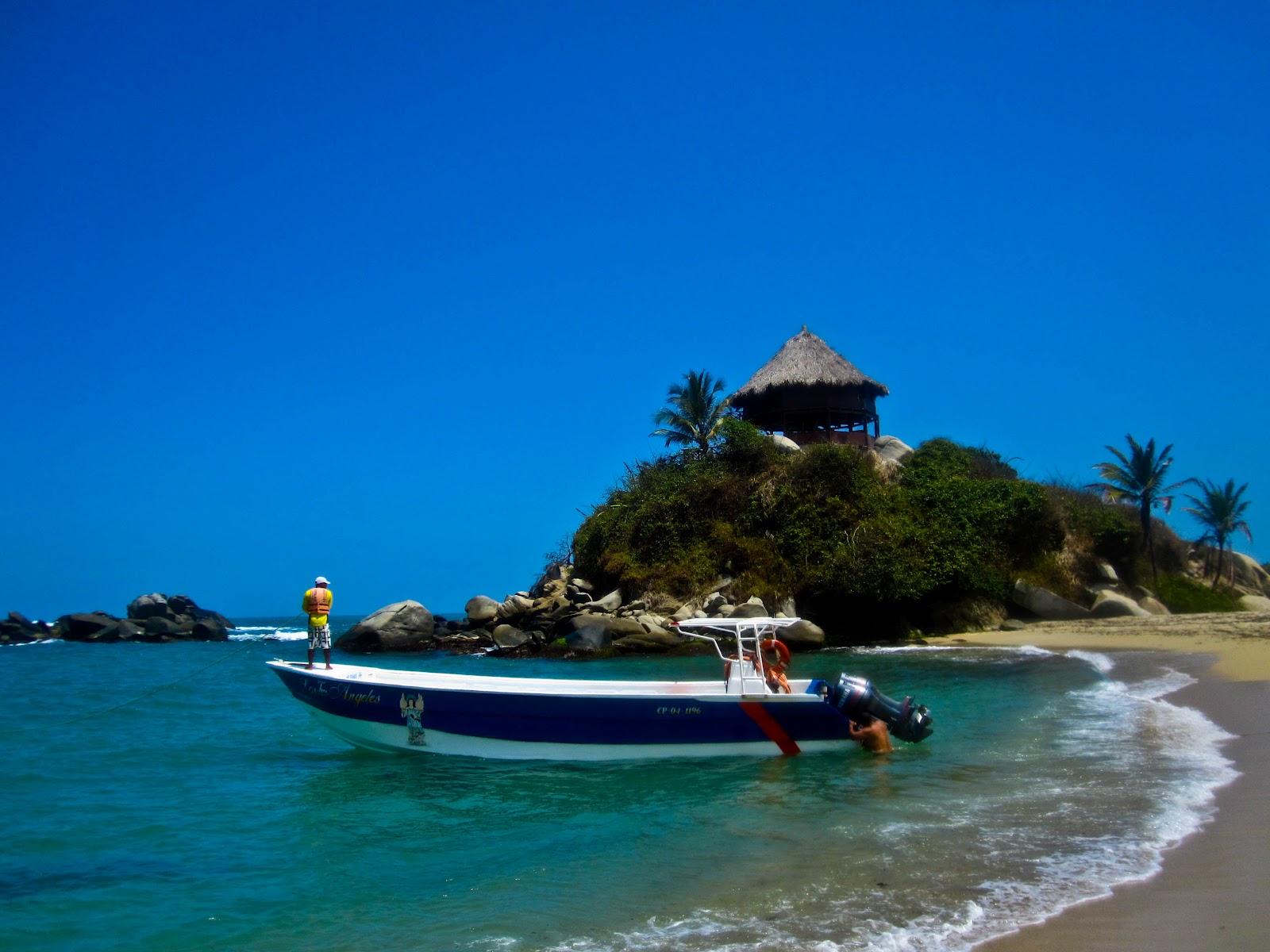 Parque Tayrona: Colombia's White Sand Caribbean Beaches - Trading ...