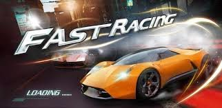 Đang vào game fast racing 3d