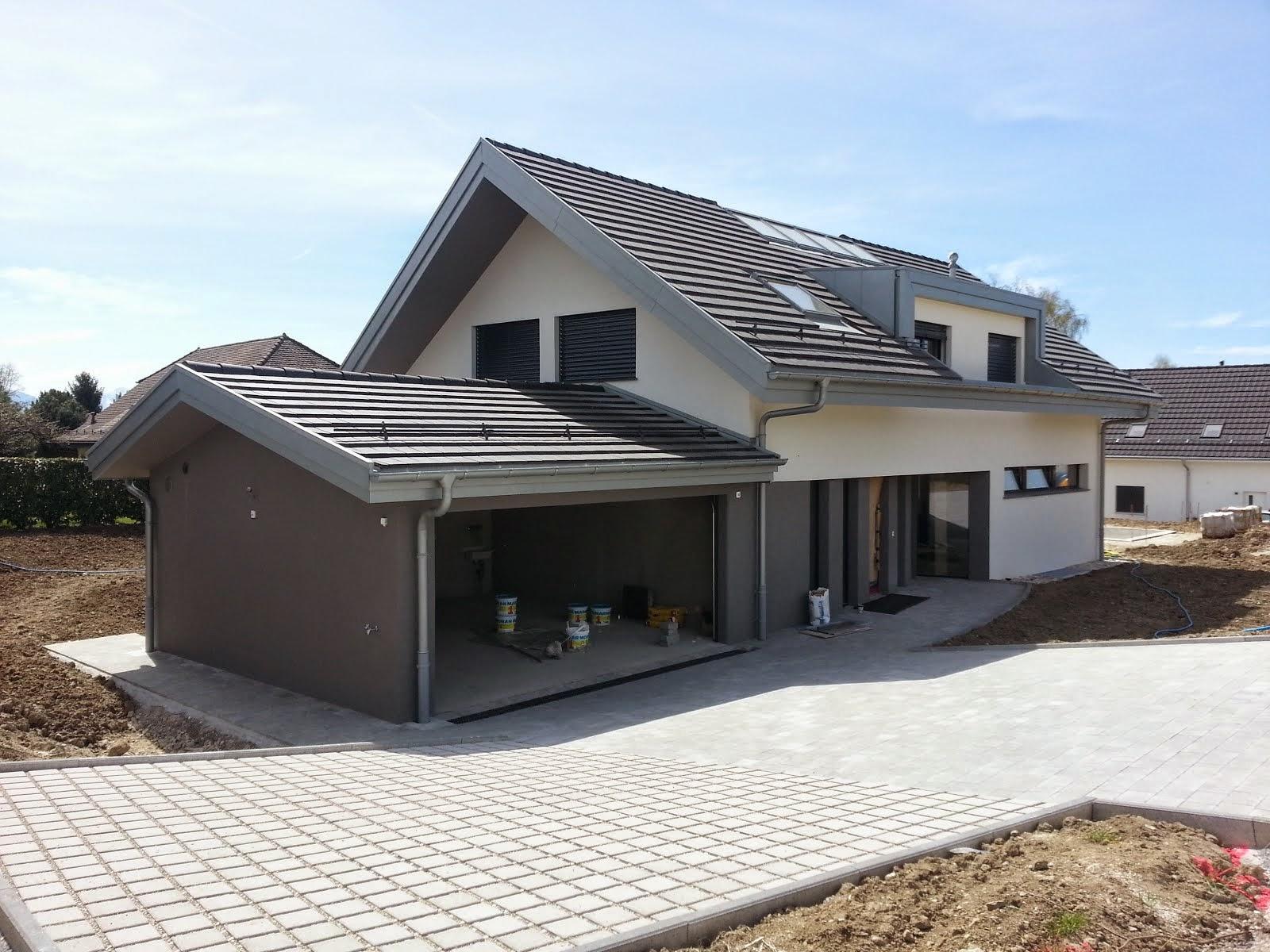 Villa neuve Jouxtens