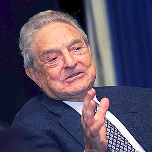 who is george soros dating