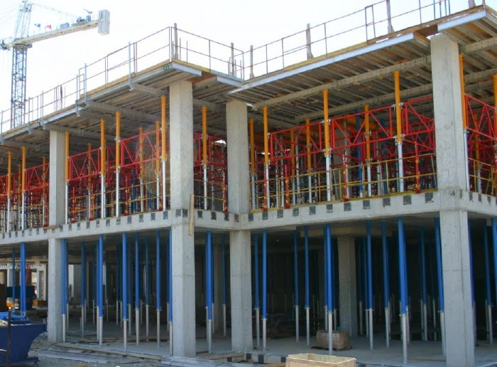 Reshoring and Special Construction Procedures