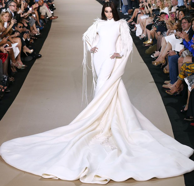 Runway report paris haute couture fashion week stephane for American haute couture designers