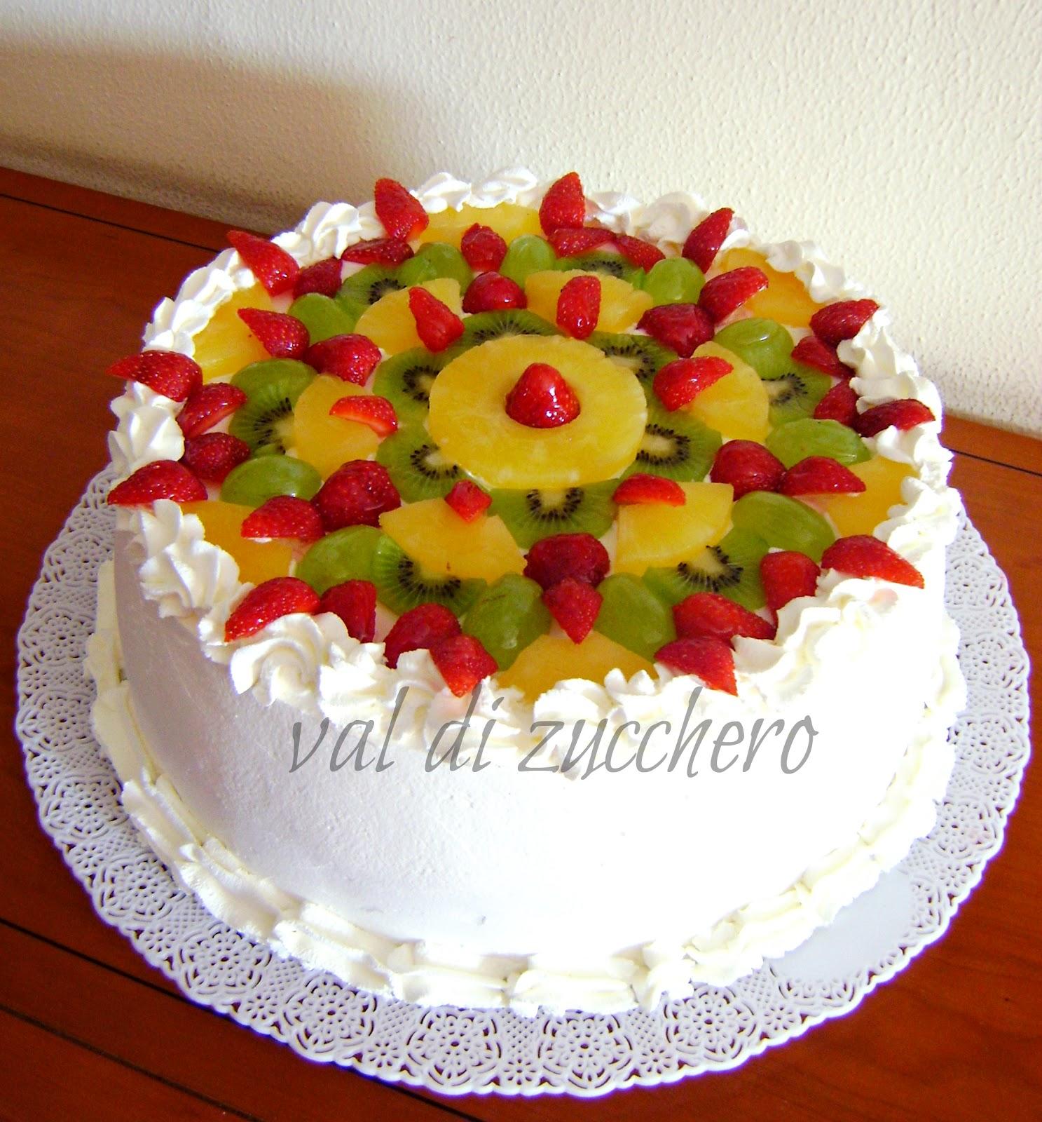 Tra laltro, le torte di frutta sono le mie preferite!