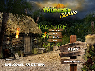 Escape from Thunder Island [BETA]