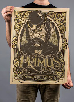 Free Friday Poster Giveaway Primus Hydro75