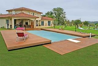 Enfoque sobre los cobertores para piscinas bajos guia for Piscinas sin obra