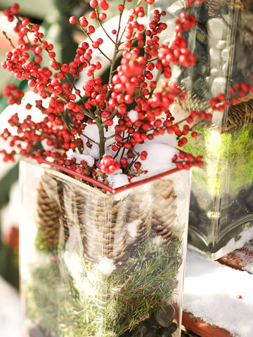 Party Resources: Holiday Outdoor Decor