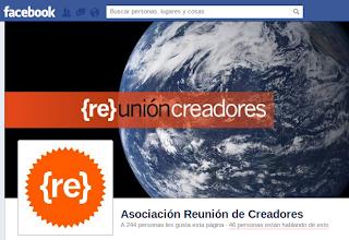 """Para más información visita su página """"Asociación Reunión de Creadores"""""""