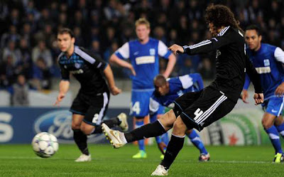 Racing Genk 1 - 1 Chelsea FC (2)