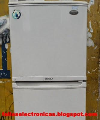 Qué pasa cuando el refrigerador hace escarcha