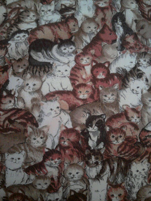 My Cat Pillow
