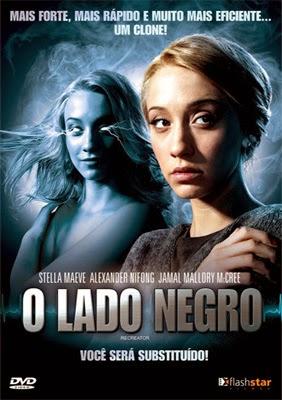 O Lado Negro (Dublado) DVDRip RMVB
