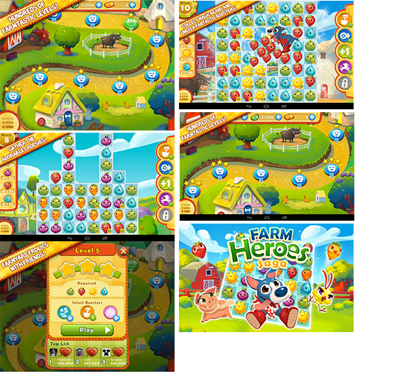 Download Farm Heroes Saga For Android 2.3.eight