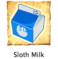 Sloth Milk