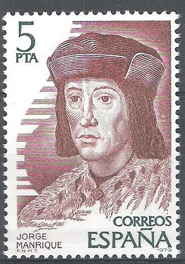 Estampilla de Correos España 1979