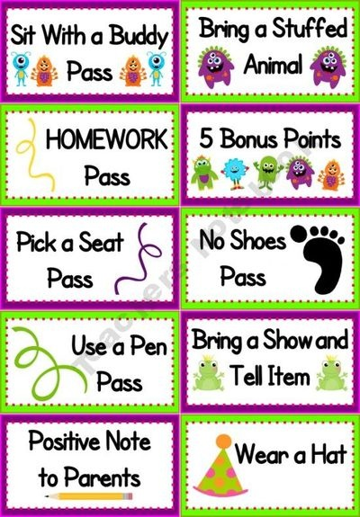 Classroom Reward Ideas That Don T Cost Money : First grade and flip flops a new linky on classroom
