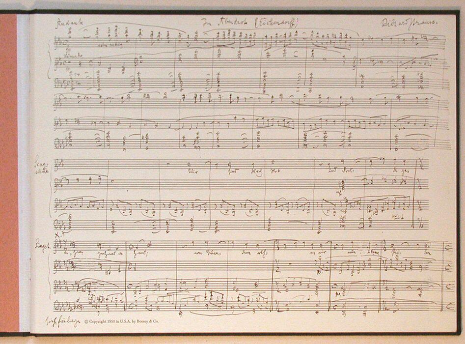 Operalia Strauss Vier Letzte Lieder London 2012