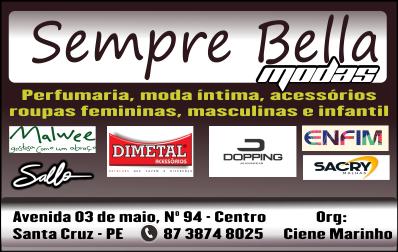 SEMPRE BELLA MODAS