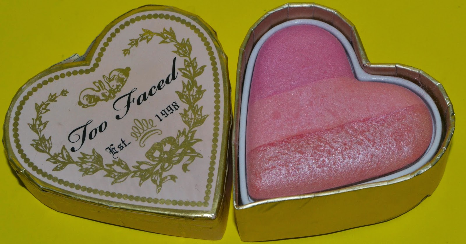 Sweethearts de too faced