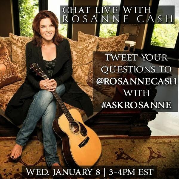 roseanne cash twitter chat pix