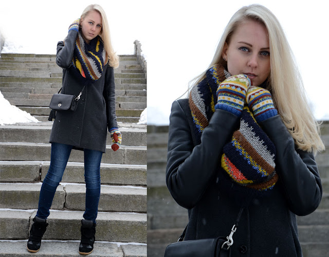blue blonde blog