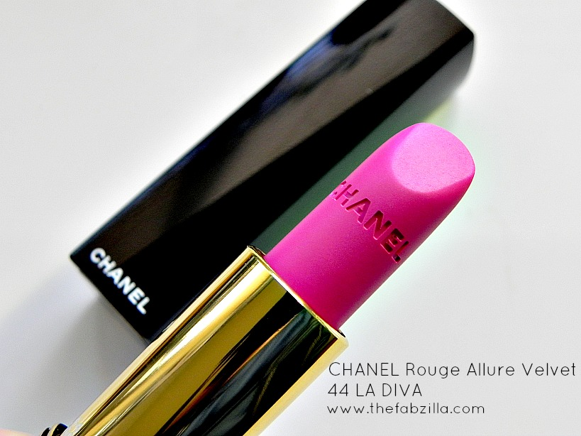 Chanel Allure Rouge 44 Vevlvet La Diva, swatch,review,Jennifer Lopez makeup,American Idol, spring chanel 2014 makeup