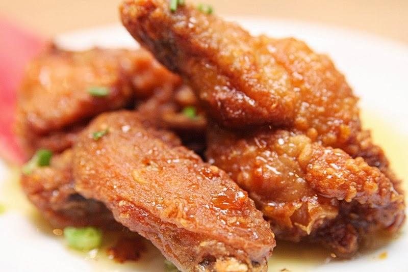 Caramelized Patis Wings NamNam Filipino Comfort Food Greenbelt 2