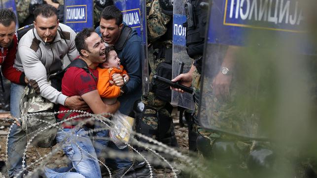 Las leyes que incumple Europa en protección a los refugiados