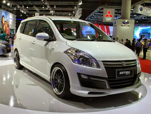 Modifikasi Suzuki Ertiga Sporty