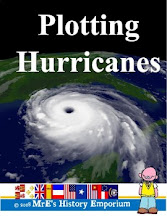 Plotting Hurricanes