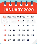 Important days in the Month of January - 2020