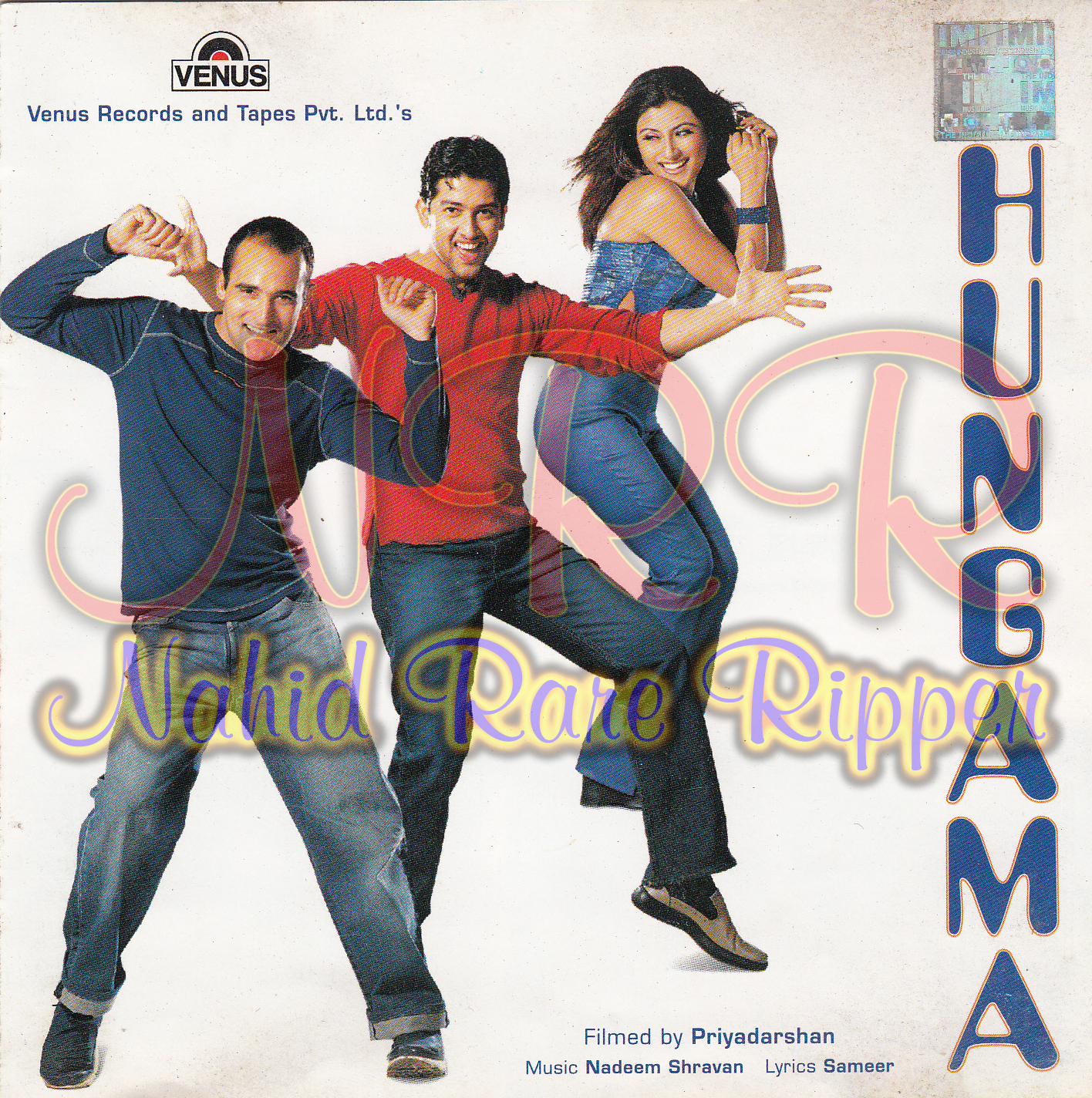 Nadeem-Shravan Songs: Hungama(2003)-320Kbps-CBR