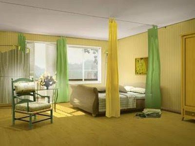 rideaux chambre à coucher 2012