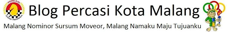 Blog Percasi Kota Malang