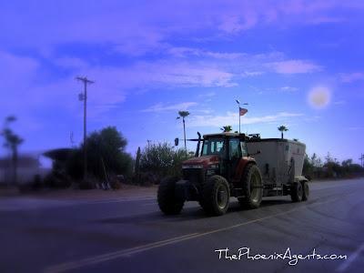 farming in glendale, az
