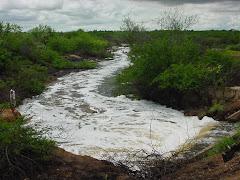 Perda de água de chuva por escoamento