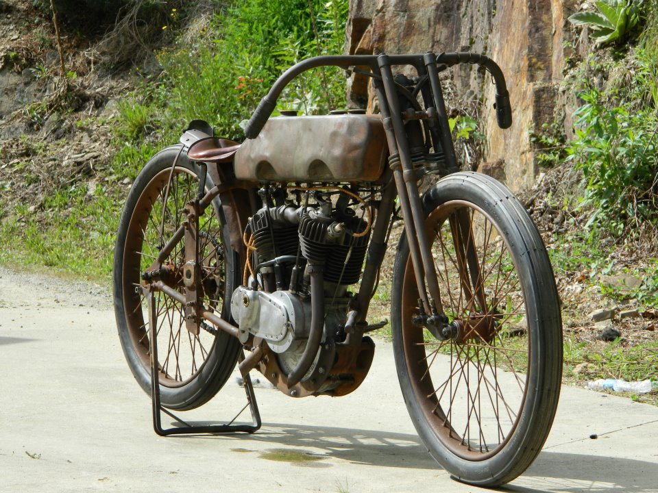 1921 Harley Classic Motorcycle Racer Part 2 – Chassis