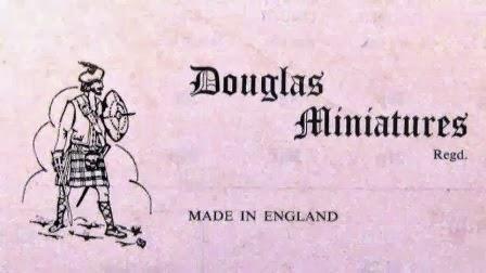 Douglas Miniatures Logo