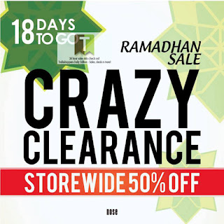 Nose Crazy Clearance Sale 2013