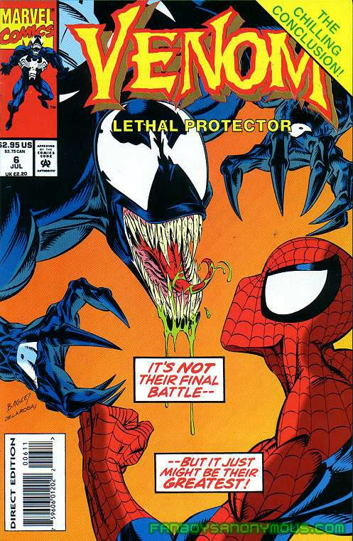 Download Venom: Lethal Protector on Marvel Digital Comics Unlimited
