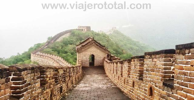Great Wall of China, Mutianyu Section