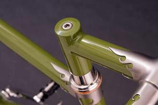 Stem สำหรับจักรยานทัวร์ริ่ง
