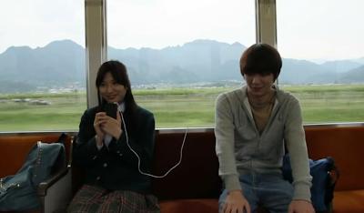 Teaser do live action Nana to Kaoru 2  Nana2