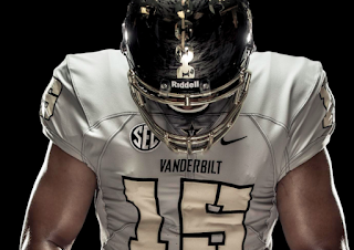 Vanderbilt reveals Deep Water alternative unis for 2015.