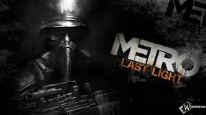 The best computer games Metro the light Review