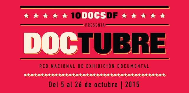 El Festival DOCSDF en el Cineclub Condesa durante Octubre