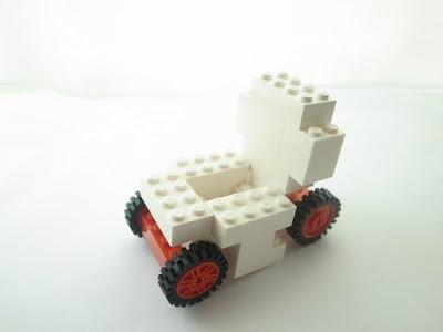 レゴ作品 おもしりとり トイレレーシングカー ToiletRacingCar