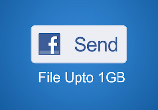 How To Send Large Files To Your Friends On Facebook For Free