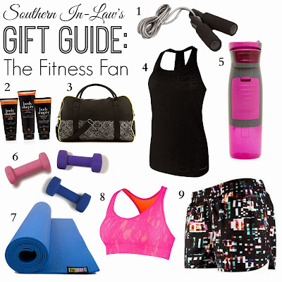 Fitness Healthy Living Gift Guide