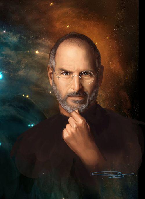 40 Lukisan Steve Jobs yang Mengagumkan: Master of Innovator